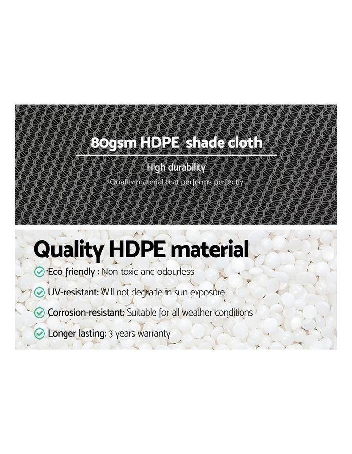 3.66x30m 30% UV Shade Cloth Outdoor White image 5