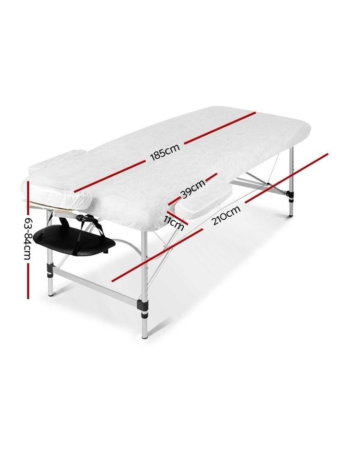 Zenses 70cm Portable Aluminium Massage Table image 2