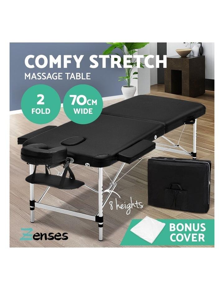 Zenses 70cm Portable Aluminium Massage Table image 4