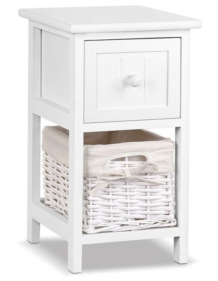 Set of 2 Claire Bedside Table image 1