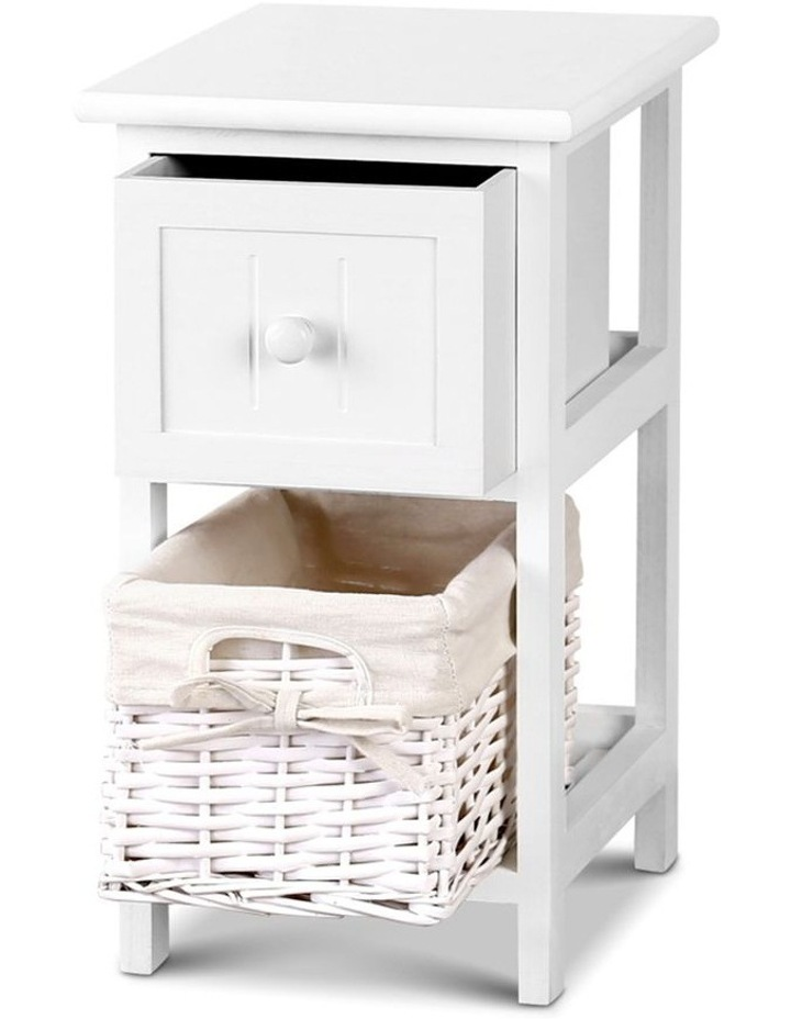 Set of 2 Claire Bedside Table image 4