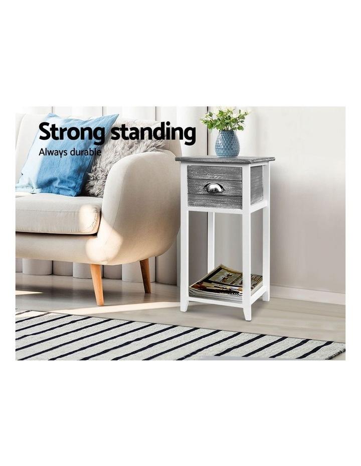 Bedside Table Nightstand image 5
