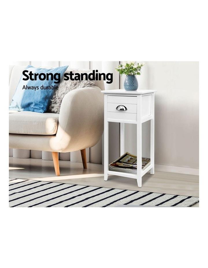Bedside Table Nightstand image 4