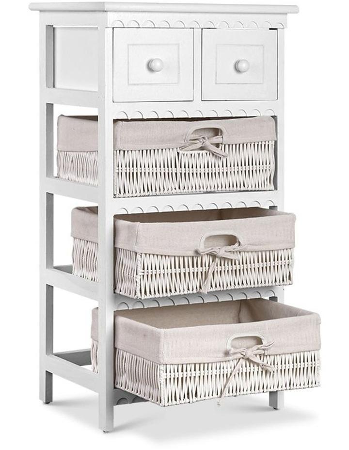 3 Basket Storage Drawers image 5