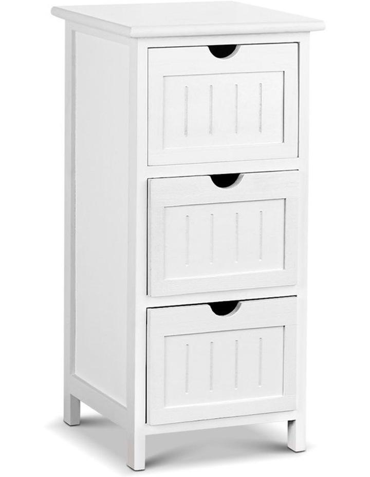 3 Drawer Dresser image 1