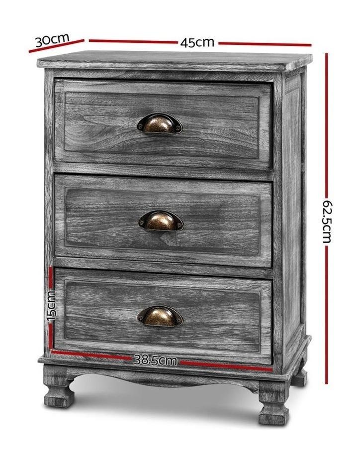 3-drawer Storage Cabinet image 2