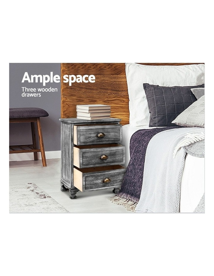 3-drawer Storage Cabinet image 4