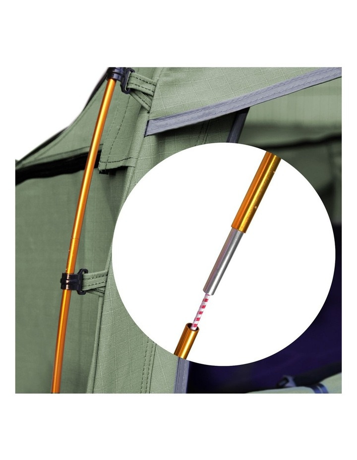 King Single Size Canvas Tent image 5