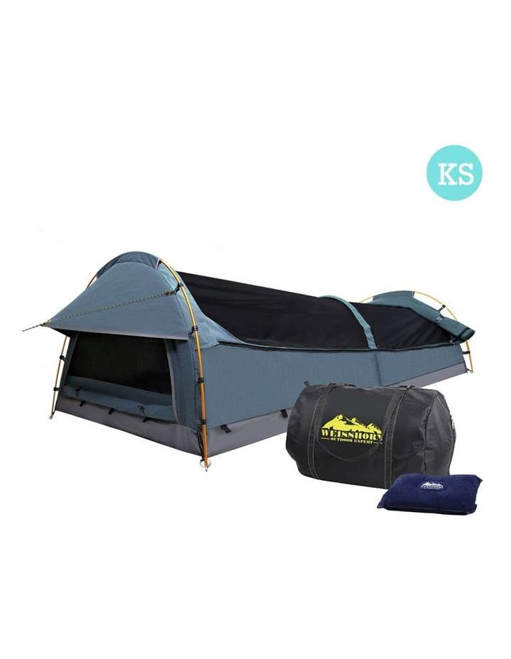 King Single Size Canvas Tent image 1