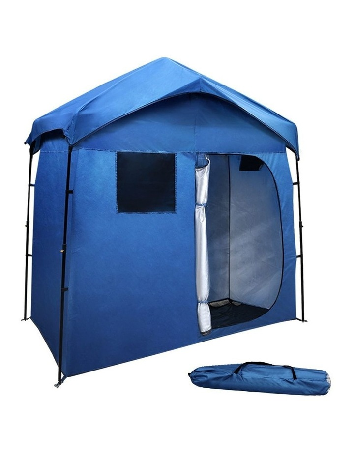 Portable Pop Up Outdoor Toilet and Change Room Tent image 1