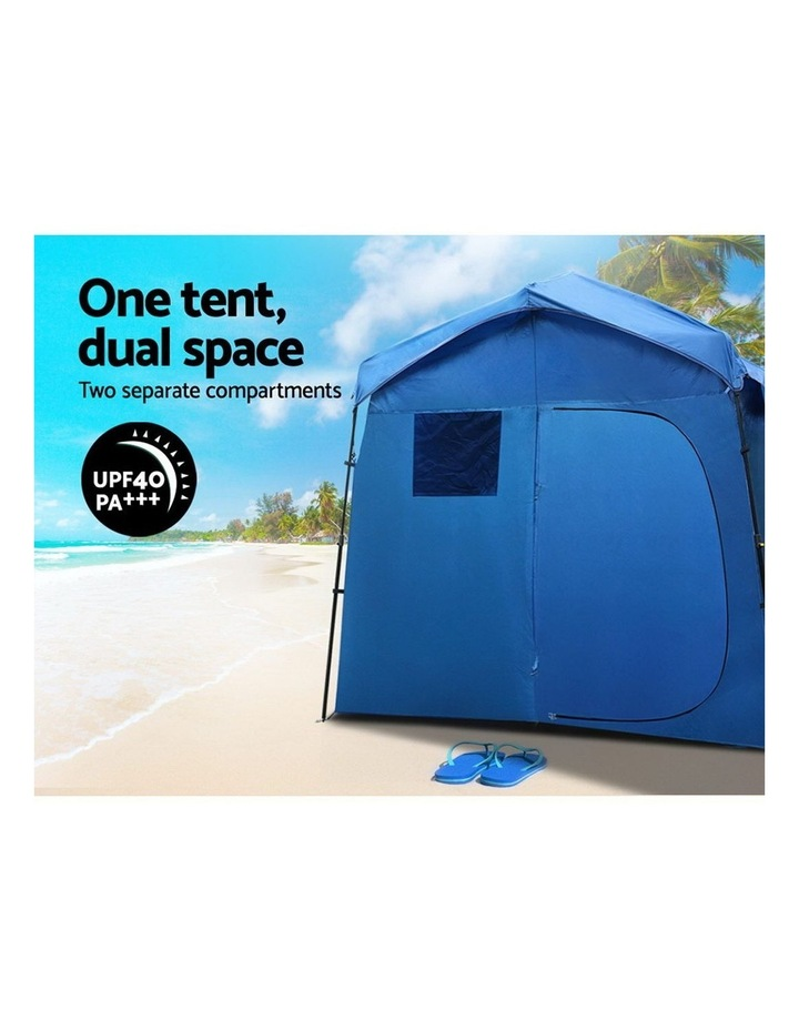 Portable Pop Up Outdoor Toilet and Change Room Tent image 4