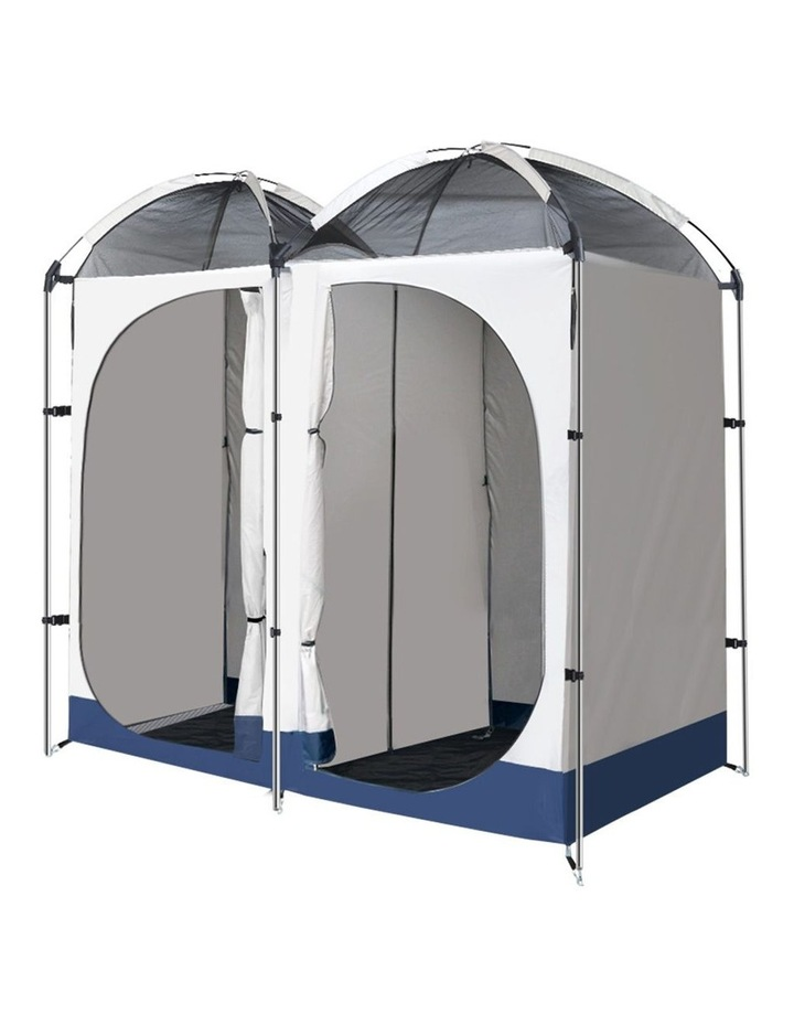 Double Camping Shower image 3