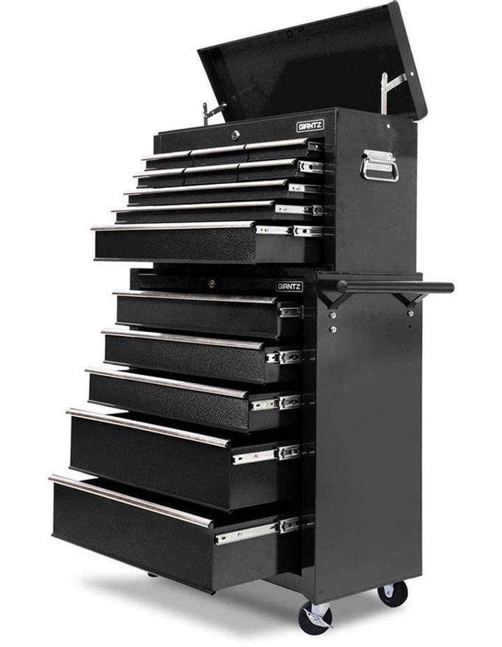 14 Drawers Mechanic Tool Box Storage Cabinet image 1