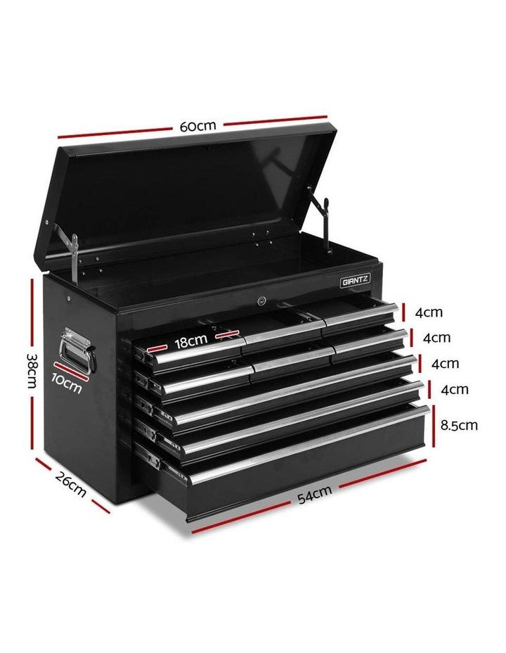 14 Drawers Mechanic Tool Box Storage Cabinet image 2