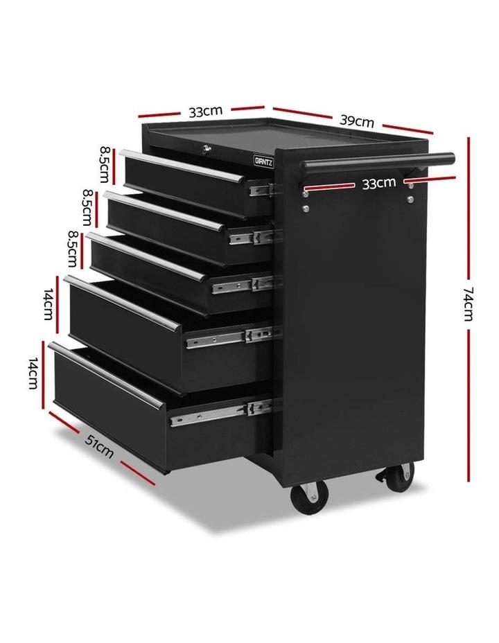 14 Drawers Mechanic Tool Box Storage Cabinet image 3