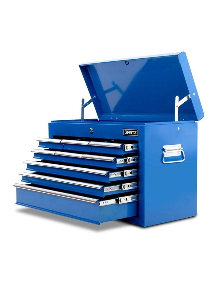9 Drawer Mechanic Tool Box Storage - Blue image 3