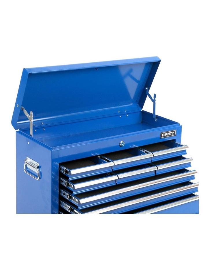 9 Drawer Mechanic Tool Box Storage - Blue image 5