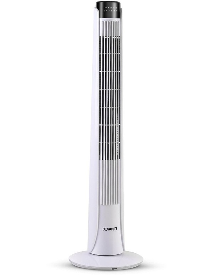 Portable Tower Fan image 1
