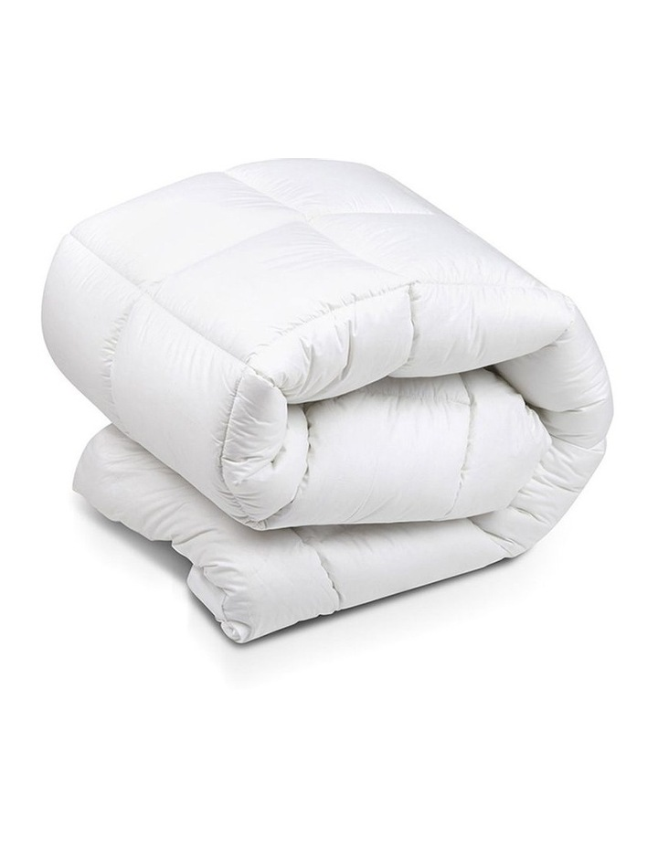 Duck Feather Down Mattress Topper image 5