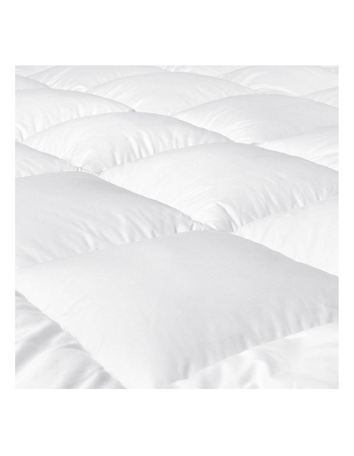 Giselle Bedding King Single Size Memory Resistant Mattress Topper image 5