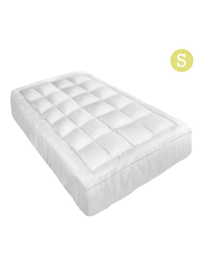 Giselle Bedding Single Size Memory Resistant Mattress Topper image 1