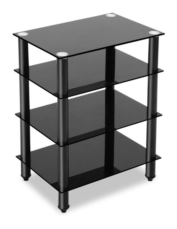 4 Tier TV Media Stand image 1