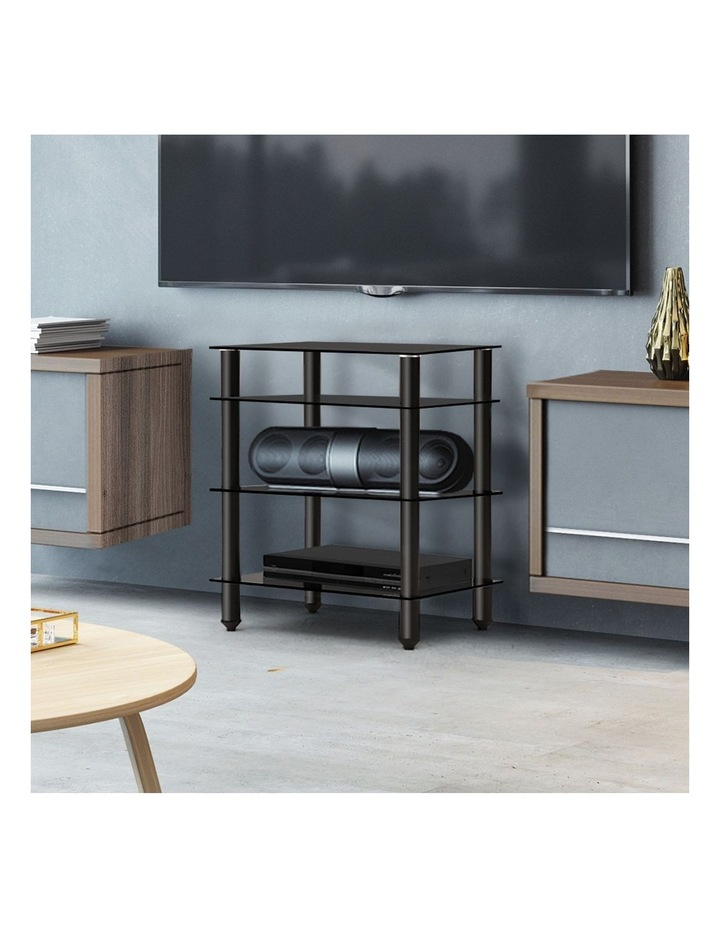 4 Tier TV Media Stand image 3
