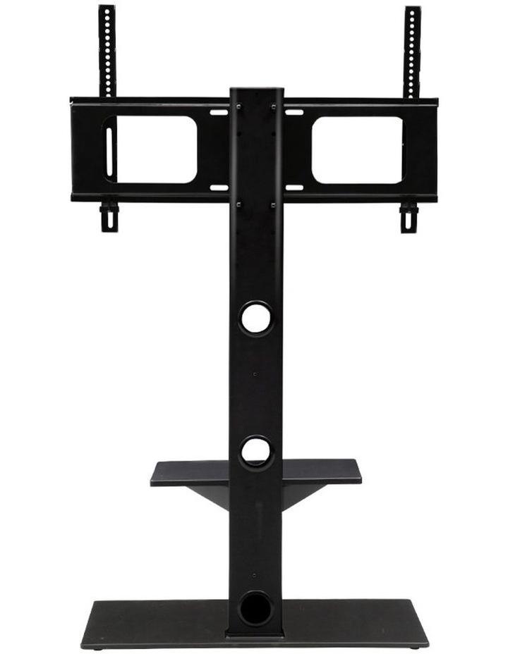 Floor TV Stand with Bracket Shelf Mount image 5