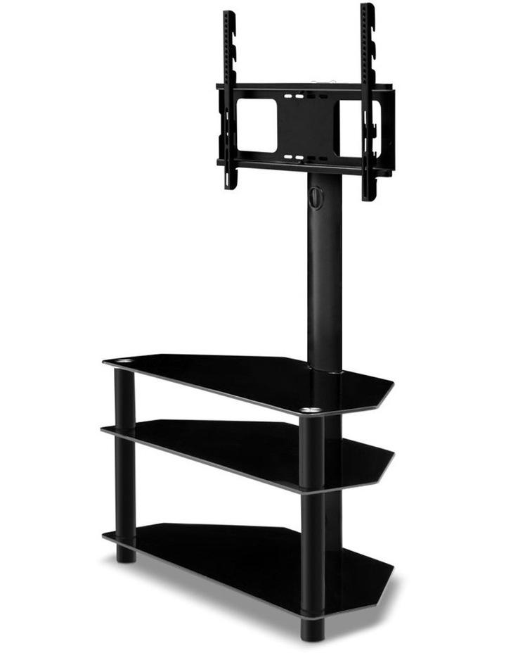 3 Tier Floor TV Stand with Bracket Shelf Mount image 4