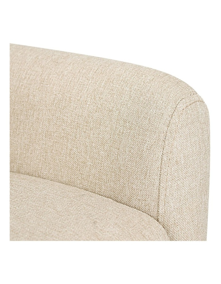 Fabric Dining Armchair image 6