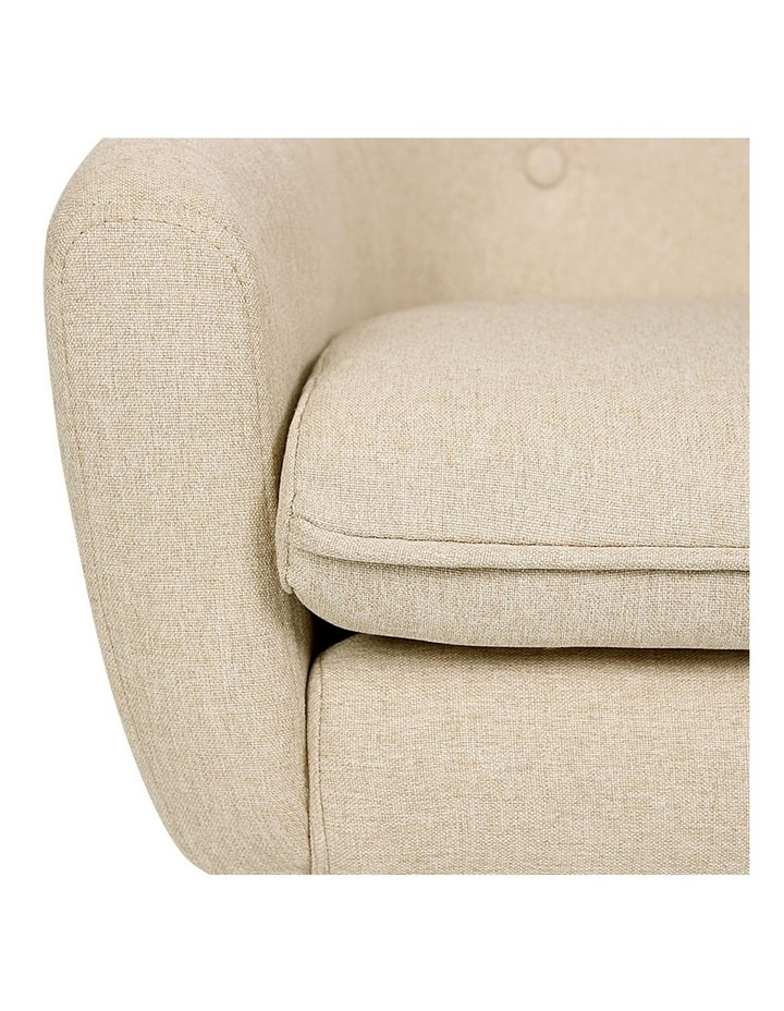 Fabric Dining Armchair image 7