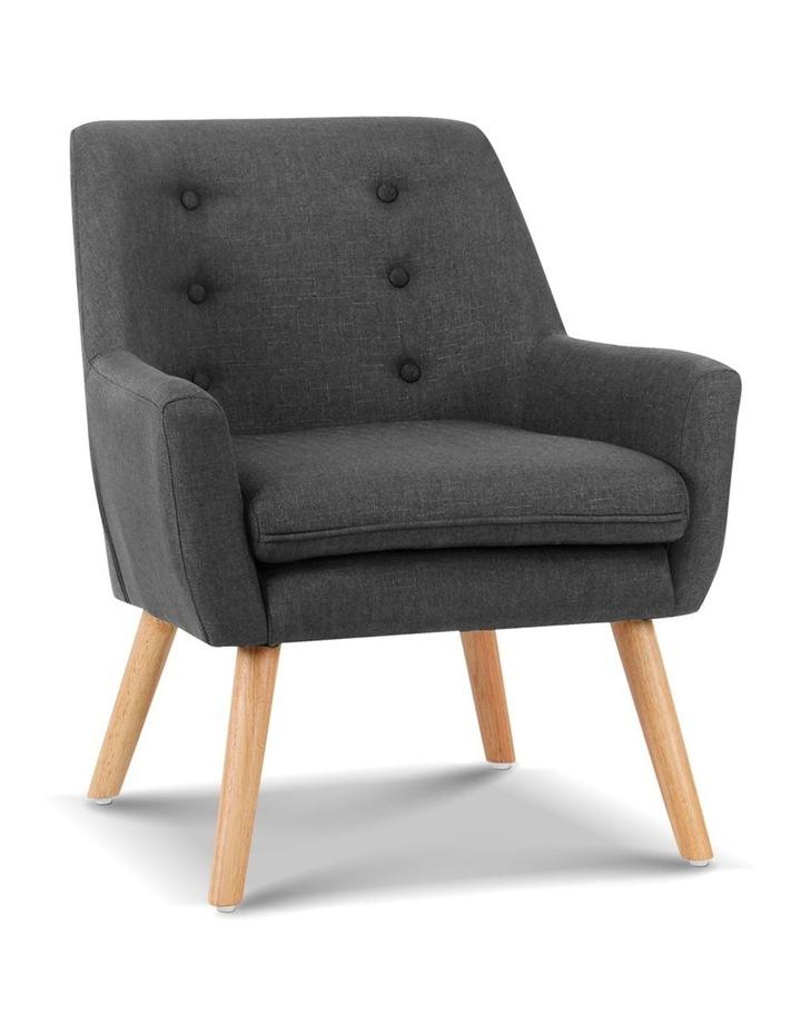 Fabric Dining Armchair image 1