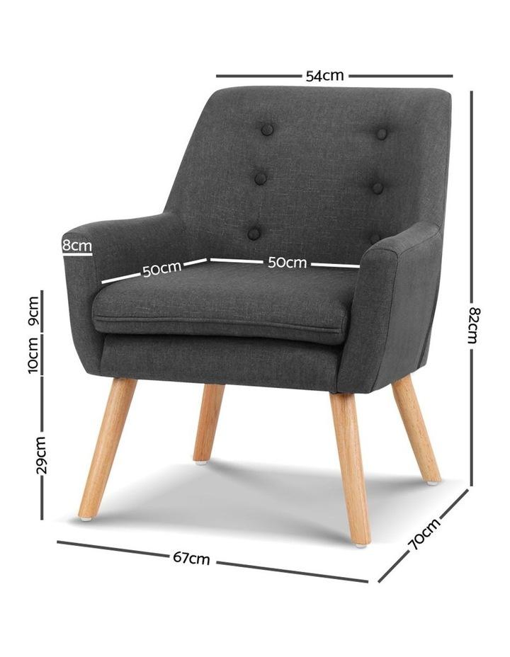 Fabric Dining Armchair image 2
