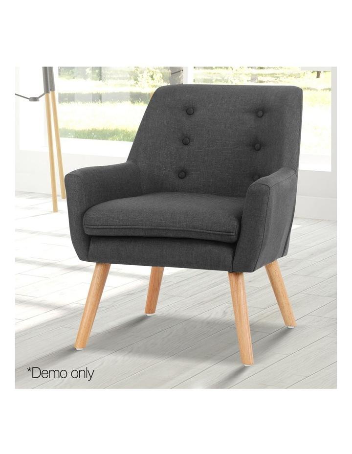 Fabric Dining Armchair image 3
