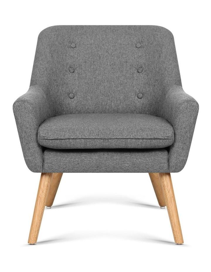 Fabric Dining Armchair image 4