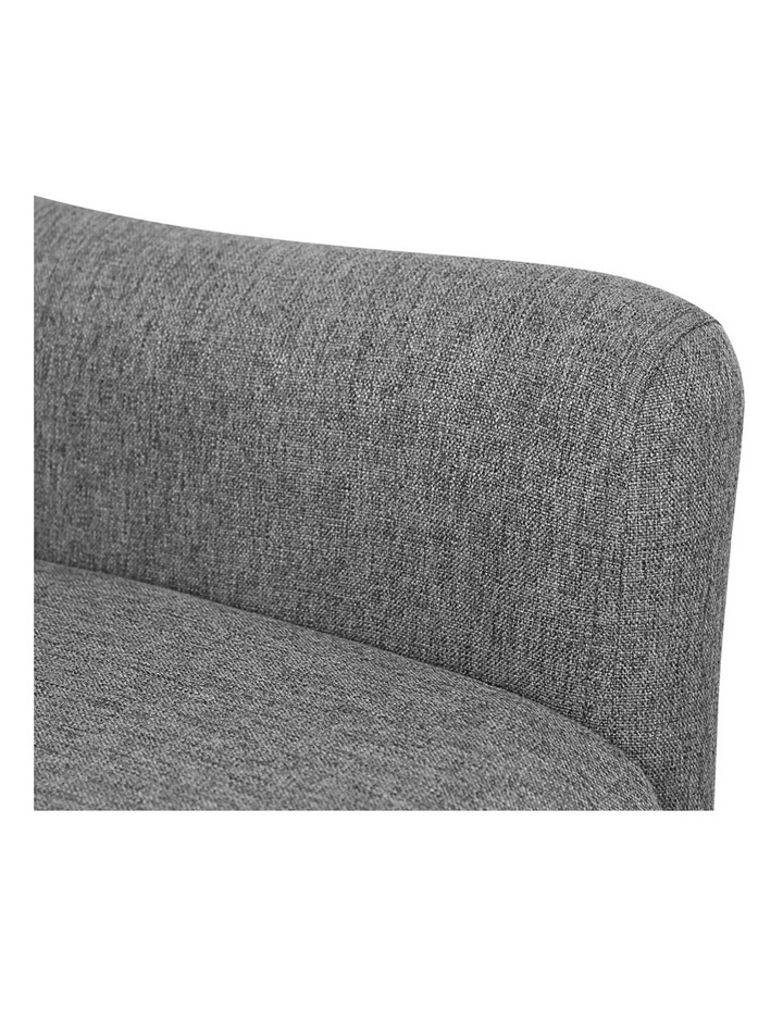 Fabric Dining Armchair image 6