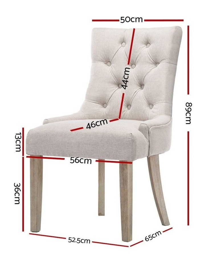 2x Dining Chair image 2