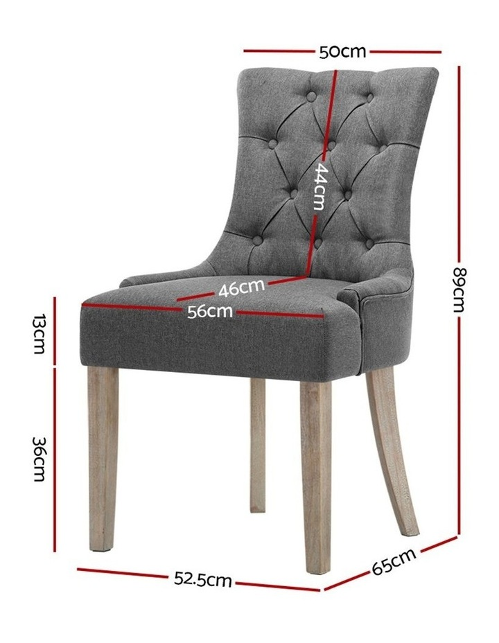 2x Dining Chair CAYES image 2