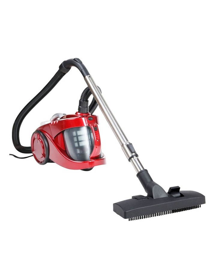 Bagless Cyclone Cyclonic Vacuum Cleaner - Red image 1