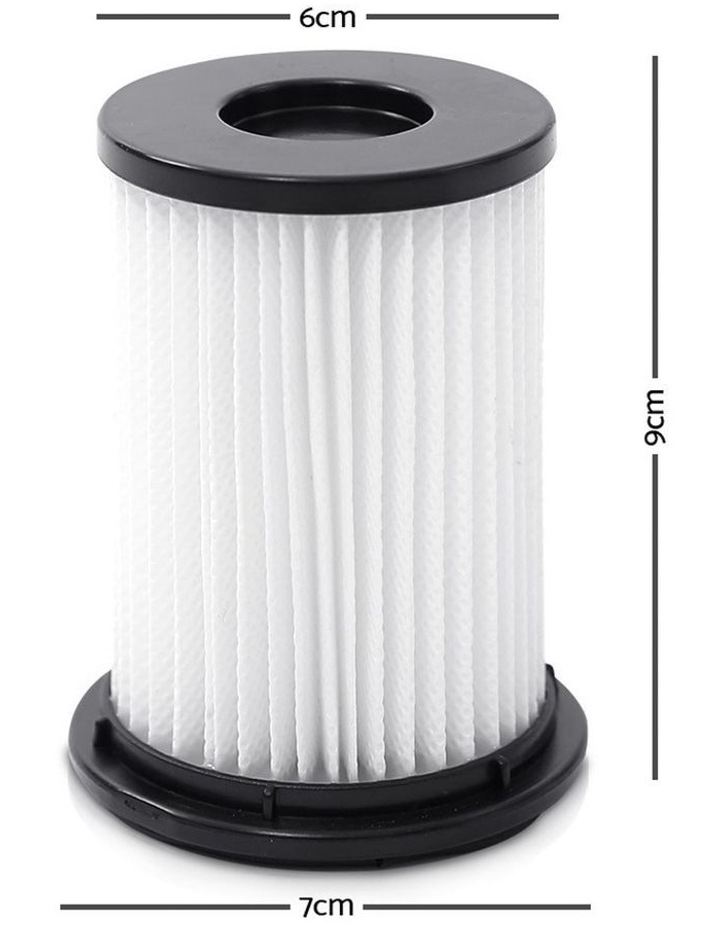 Set of 3 Replacement HEPA Filter image 2
