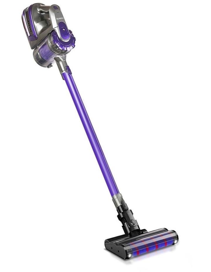 150W Stick Vacuum Cleaner Cordless Handheld Handstick Headlight 2-Speed image 1