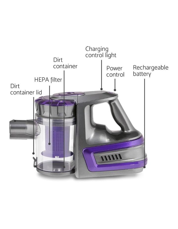 150W Stick Vacuum Cleaner Cordless Handheld Handstick Headlight 2-Speed image 4