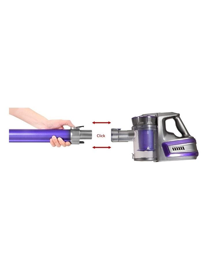150W Stick Vacuum Cleaner Cordless Handheld Handstick Headlight 2-Speed image 5
