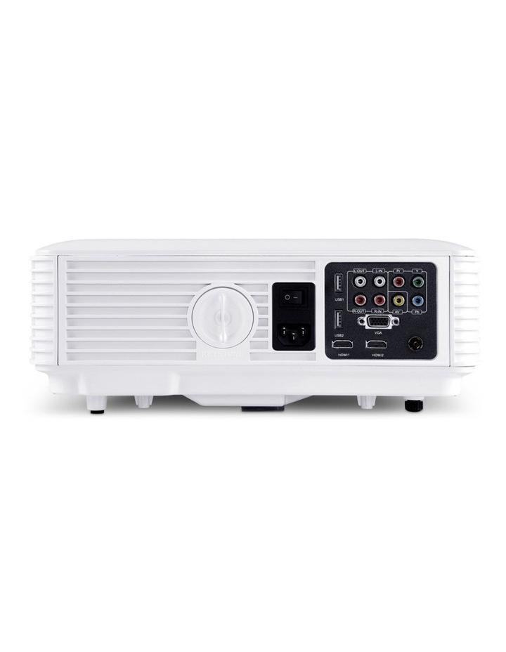 Devanti HD 1080P Video Projector 4000 Lumen LED Home Theatre Business Multimedia image 4