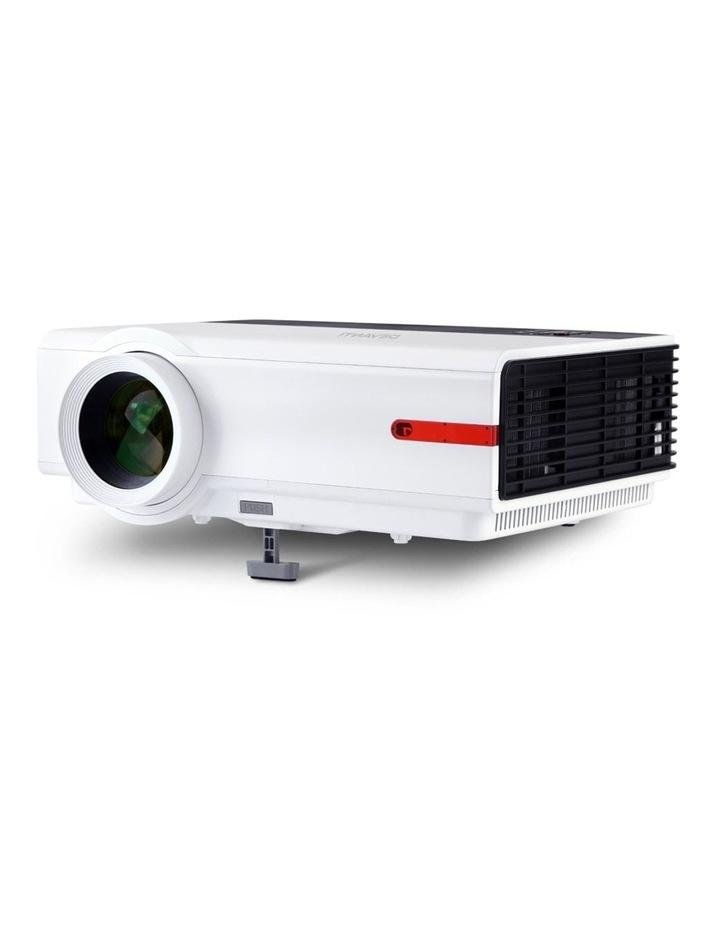 Devanti Smart HD Android Video Projector 5000 Lumen Home Theatre WiFi Bluetooth image 3
