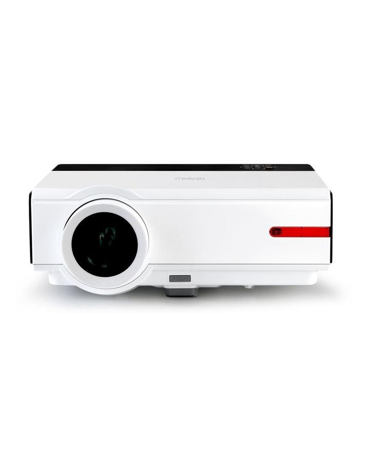 Devanti Smart HD Android Video Projector 5000 Lumen Home Theatre WiFi Bluetooth image 4