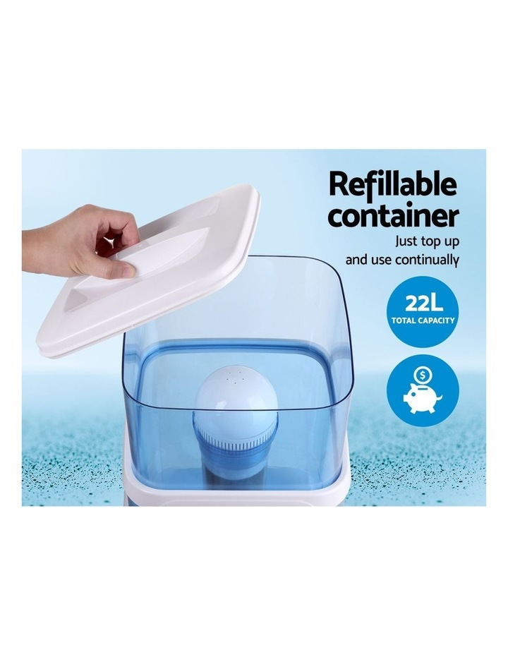 22L Water Dispenser Purifier Filter Bottle Container 6 Stage Filtration image 5