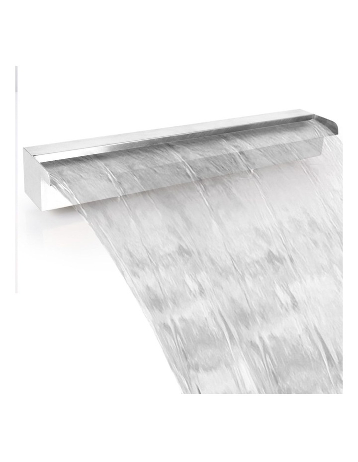 Stainless Steel Waterfall Feature - 90CM image 1