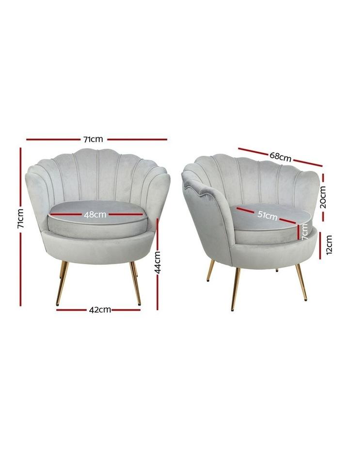 Artiss Armchair Lounge Chair image 6
