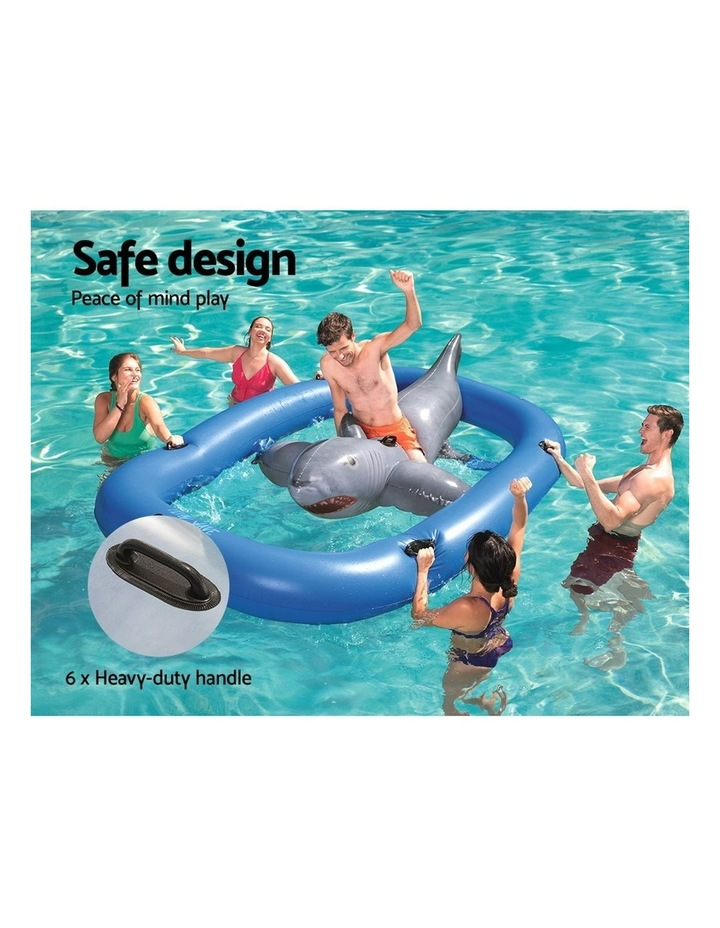 3.1m Inflatable Pool Floating Raft image 6